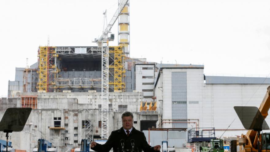 Video Mimořádné pořady ČT24 - 30 let od Černobylu