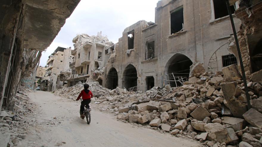 Video Reportáž: Asad a rebelové svádějí boj o Aleppo