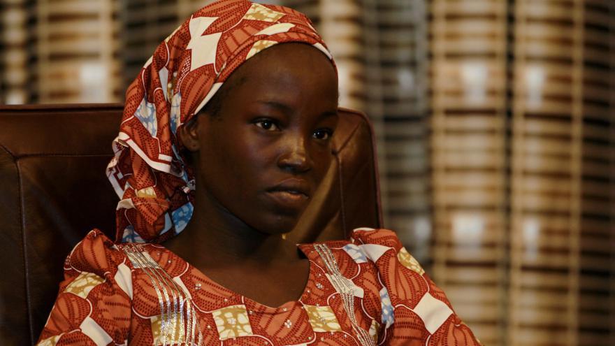 Video Osvobození dívek v Nigérii
