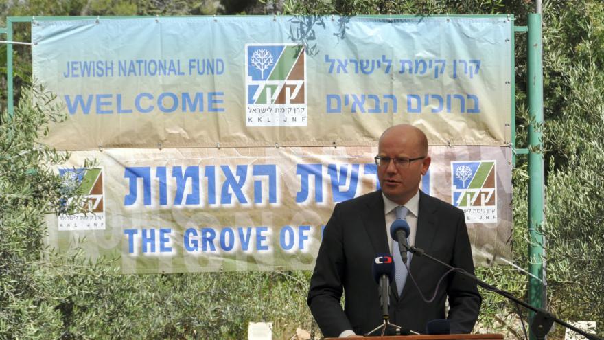 Video Zpravodaj ČT: Česko se bude učit od Izraele, jak bojovat se suchem