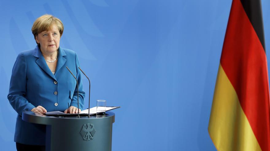 Video Merkelová: Naší největší silou je otevřenost a soucit