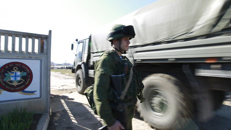 Video 90' ČT24 - Napětí na Krymu