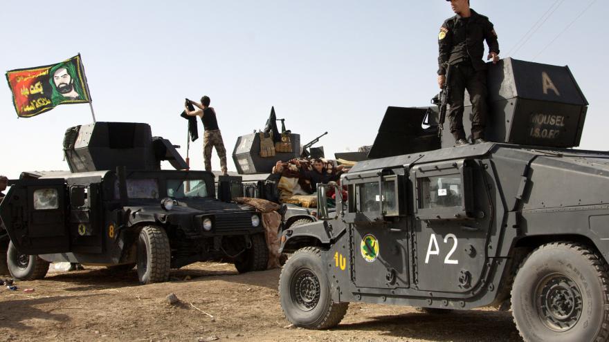 Video Zpravodaj ČT: Islámský stát musí čelit třem ofenzivám