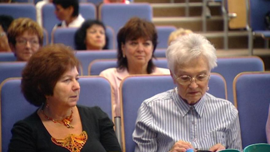 Video Senioři v Česku se rádi učí