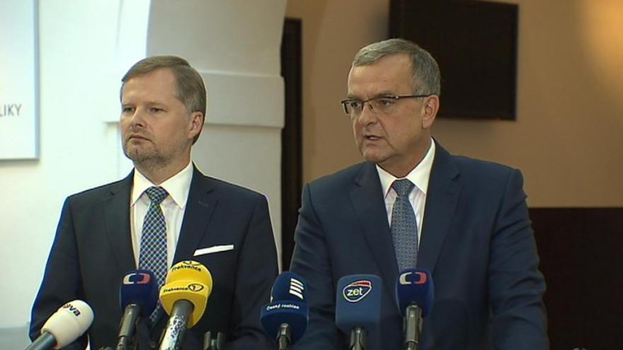 Video Fiala: Vláda se diskusi o zahraniční politice pravidelně brání