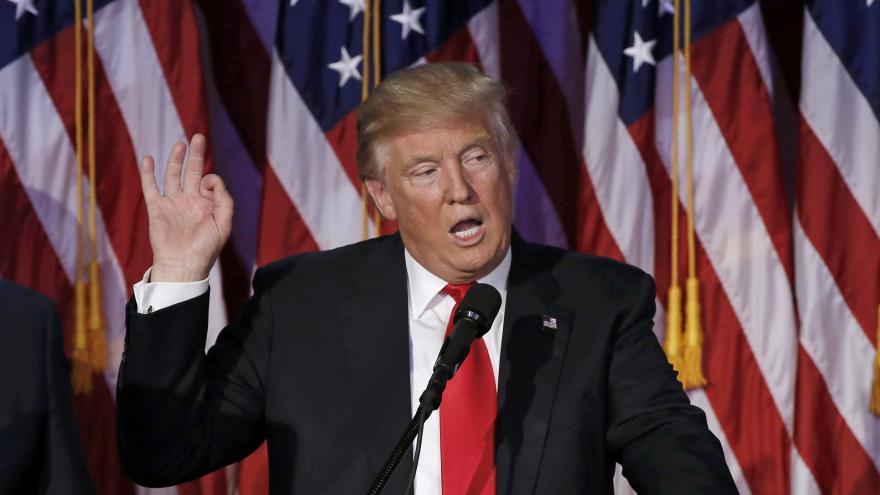 Video Projev Donalda Trumpa