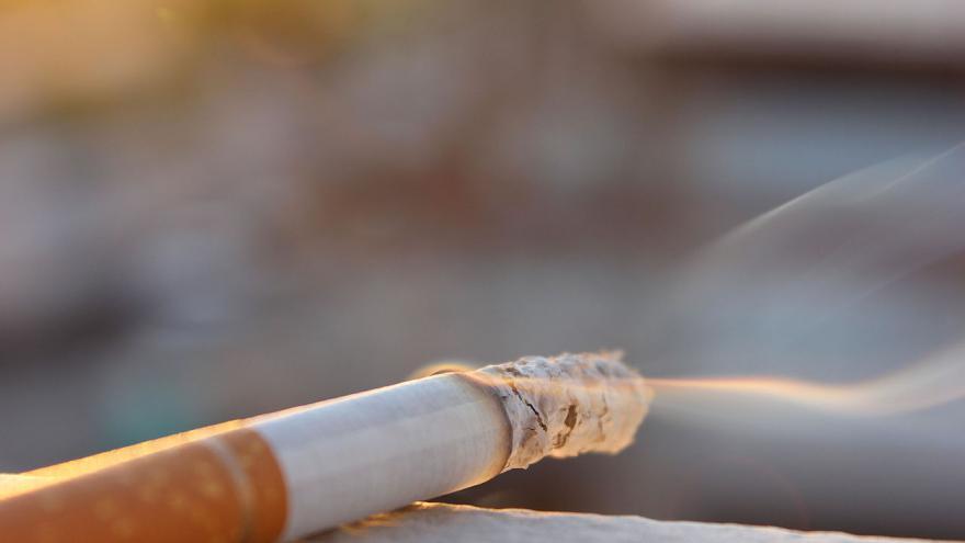 veřejné autobusové kouření