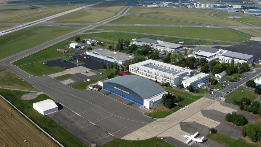 Video Studio 6: Historický přehled výstavby letiště v Ruzyni
