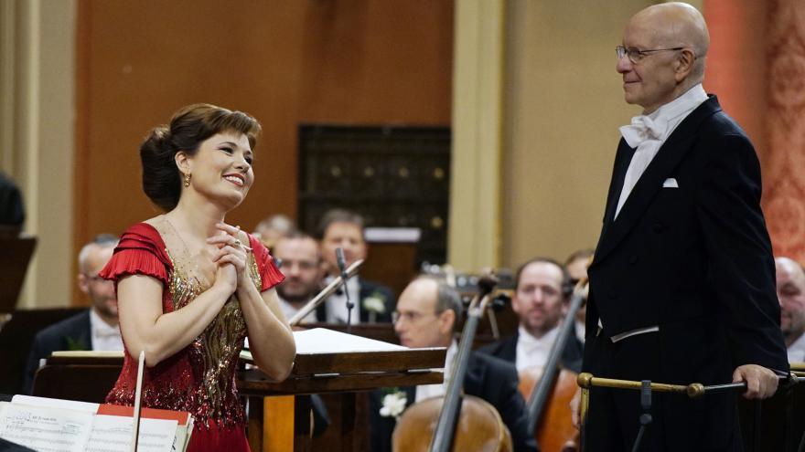 Video Novoroční koncert České filharmonie 2017