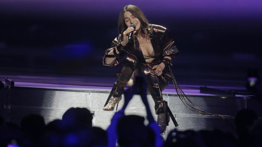 Video Eurovision Song Contest 2017 - 1. semifinále