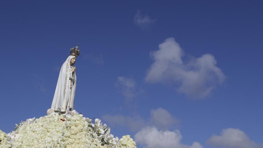 Video Papež František ve Fátimě