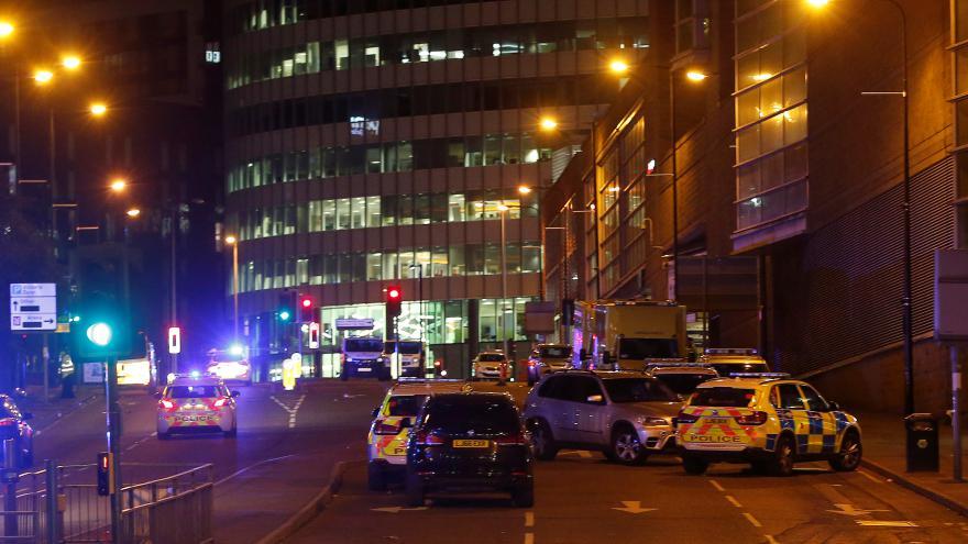 Video Ivan Kytka k útoku v Manchesteru