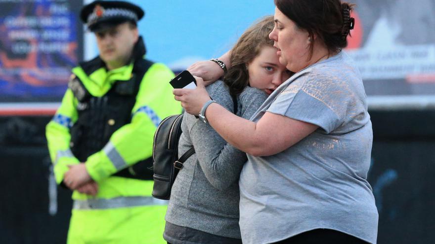 Video Živé vysílání ČT24 po útoku v Manchesteru