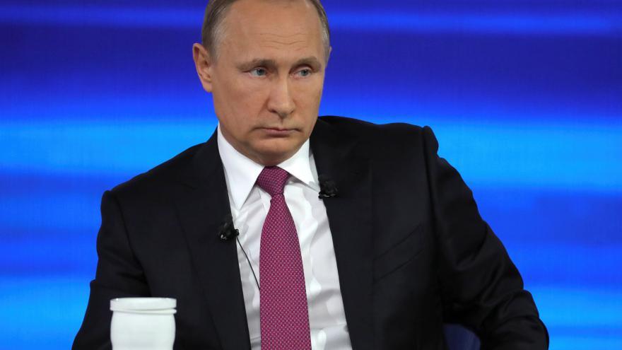 Video Ruský prezident Vladimir Putin diskutoval s občany