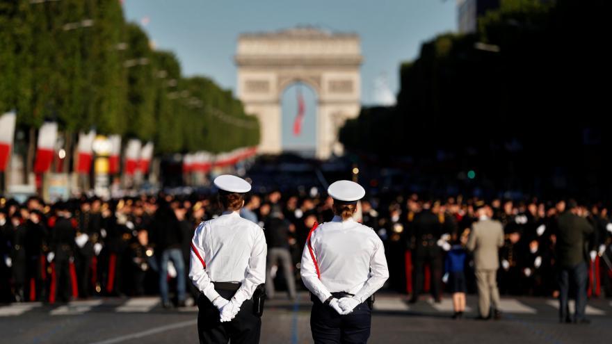 Video ŽIVĚ: Oslavy výročí pádu Bastily ve Francii