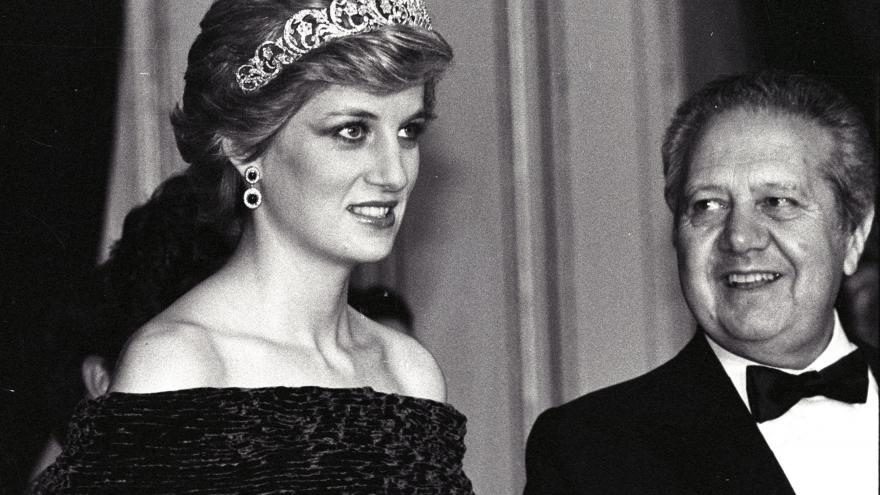 Video 90' ČT24 - Fenomén Lady Diana - 20 let od smrti