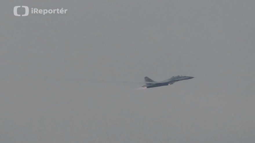Video Dny NATO v Mošnově