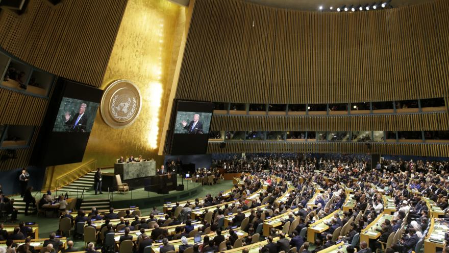 Video ŽIVĚ: Speciál ČT24 k zasedání Valného shromáždění OSN