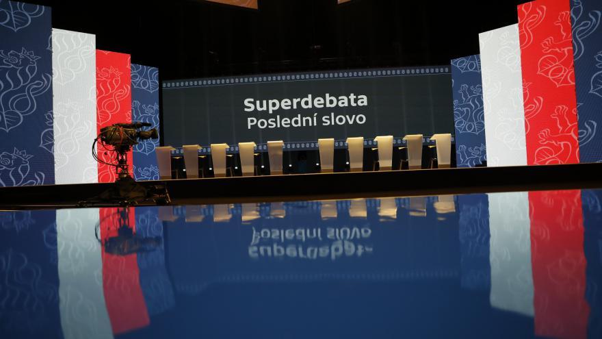 Video Parlamentní volby 2017 - Superdebata: Poslední slovo