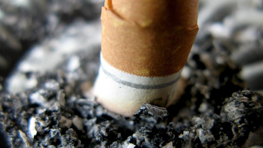 většina kouření za jeden den
