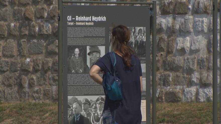 V Koncentracnim Tabore Mauthausen Je K Videni Vystava O Operaci