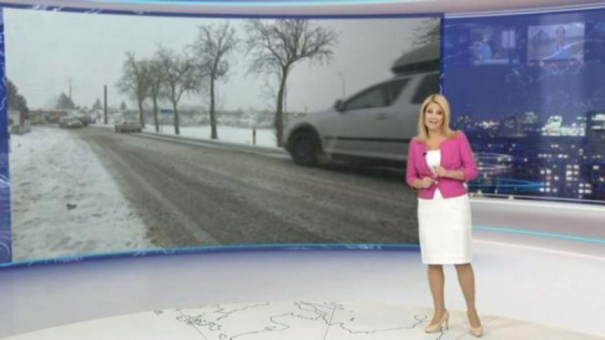 Video Aktuální předpověď počasí na úterý a na Silvestra