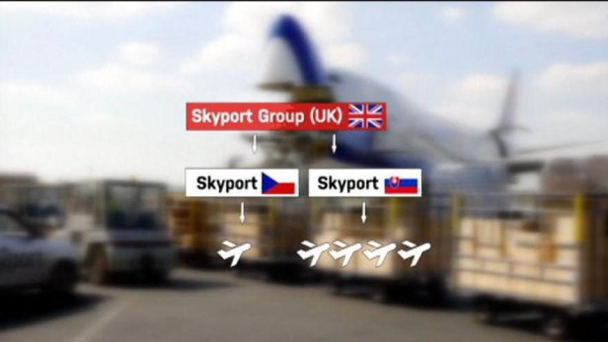 Video Stojí za Skyportem uprchlý podnikatel Savov?