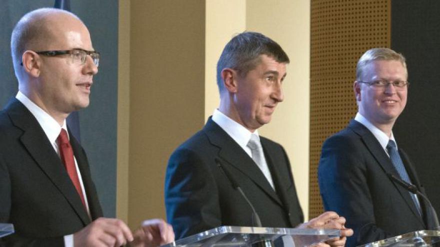 Video Události ČT: Elektronická evidence tržeb první na seznamu vlády