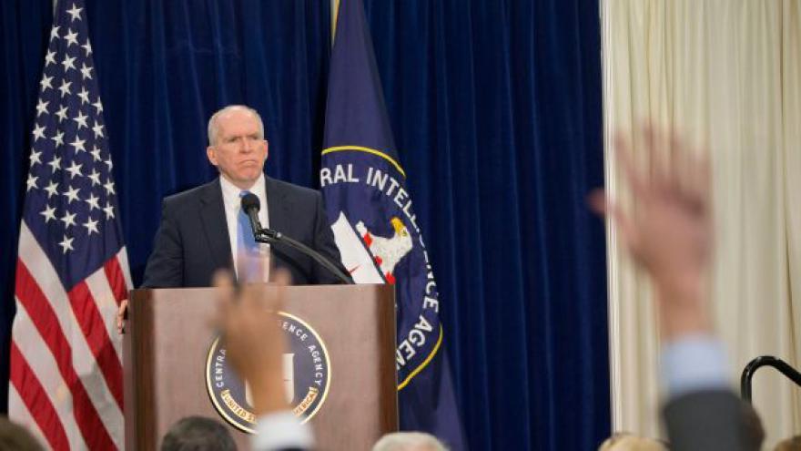 Video Šéf CIA bránil své lidi i výsledky jejich práce
