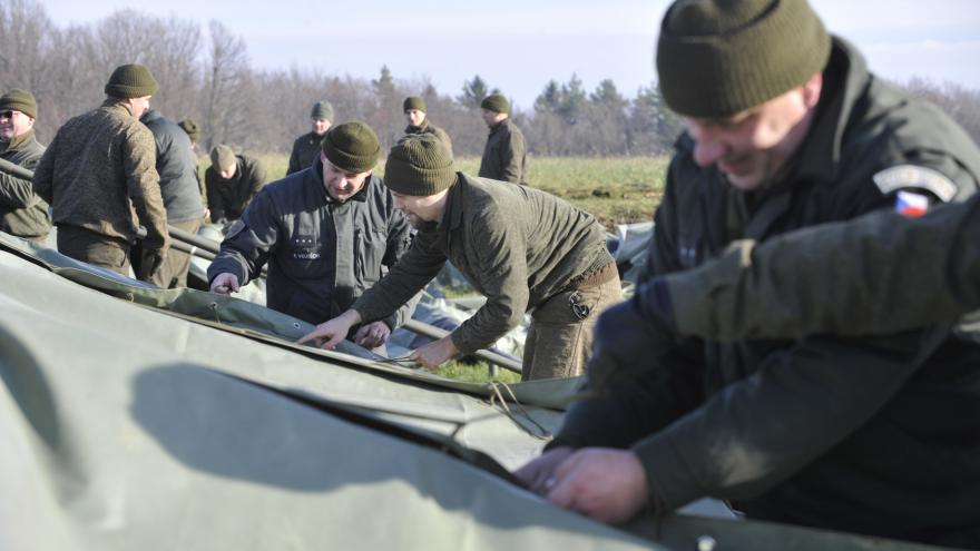 Video Armádní cvičení Dukla Spirit