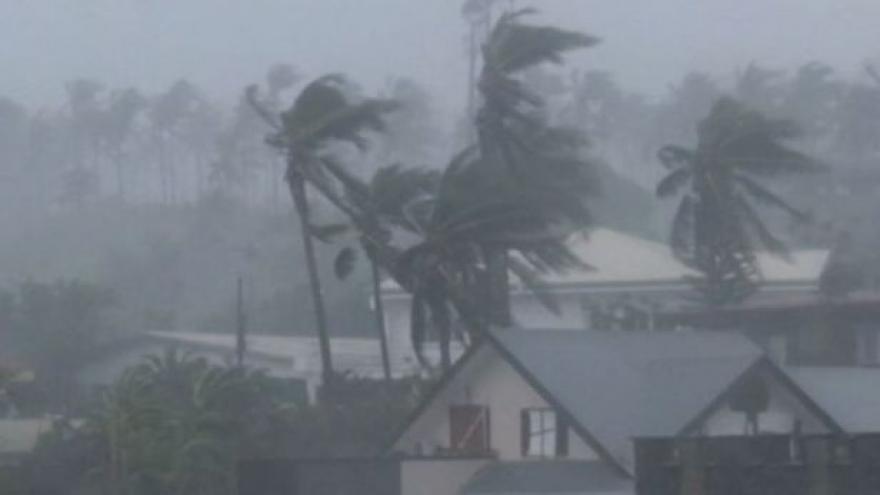 Video Podívejte se: Řádění tajfunu Hagupit