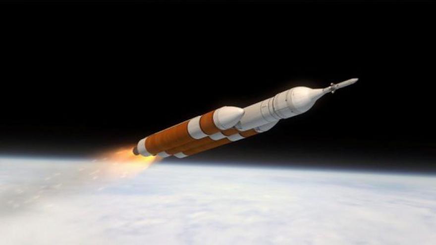 Video NASA vysílá do vesmíru nový typ lodi