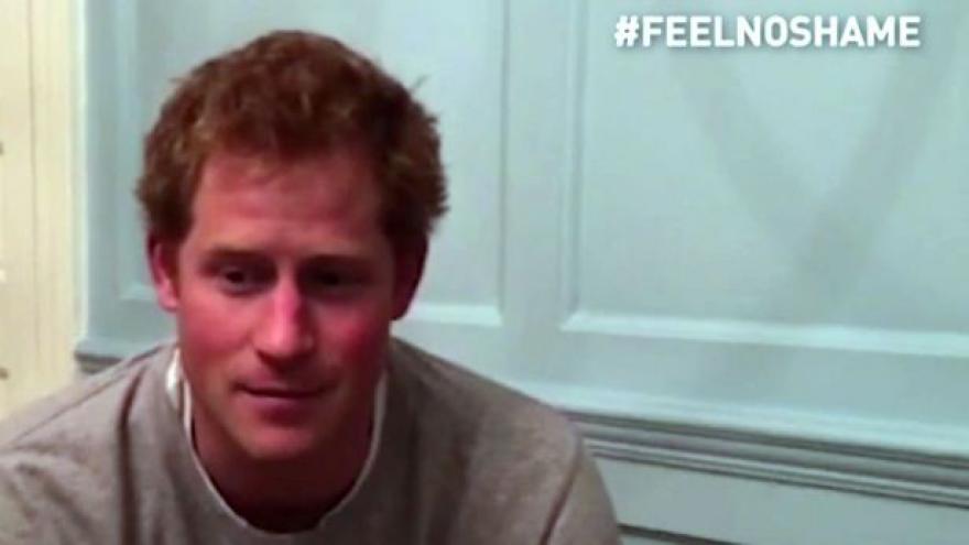 Video PODÍVEJTE SE: Princ Harry odhalil své tajemství