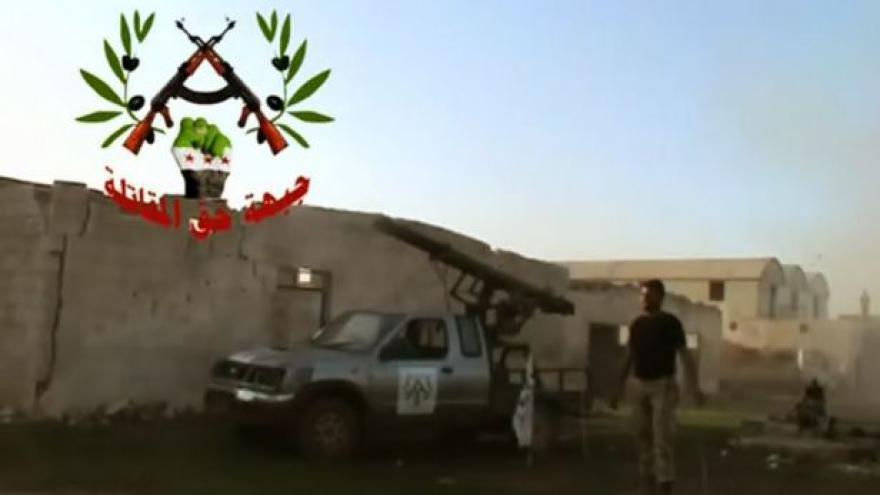 Video Andor Šándor o cizincích v řadách Islámského státu