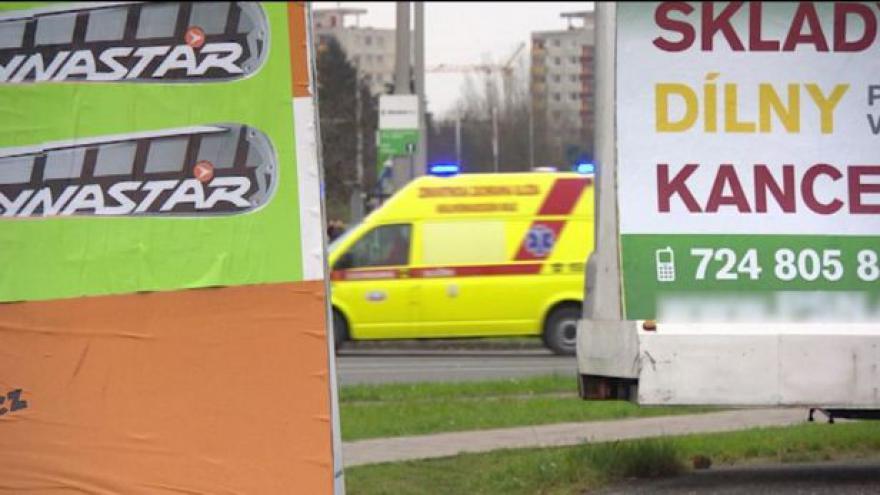 Video Reklamní vozíky v Hradci Králové