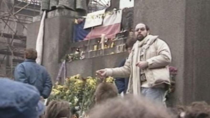 Video Televizní noviny 20. listopadu 1989