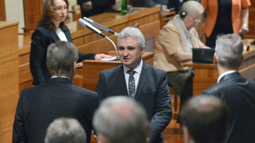 Video Milan Štěch: V Senátu vládnou korektní vztahy
