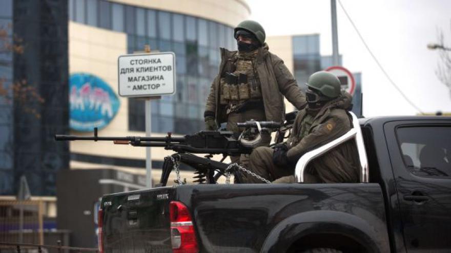 """Video Příměří na Ukrajině si """"vyžádalo"""" další desítky obětí"""