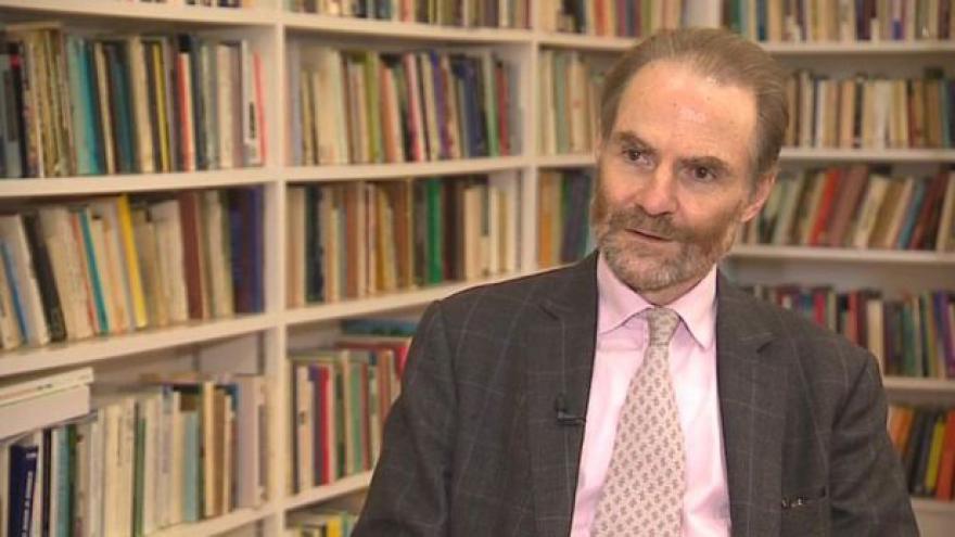 Video Timothy G. Ash: Jména Masaryk a Havel Oxfordem dál rezonují