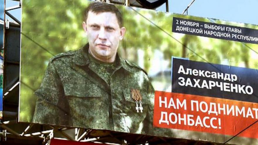 Video Konec příměří po volbách v Donbasu?