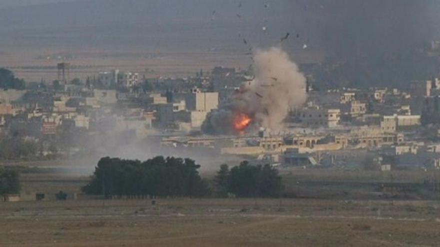 Video Pešmergové se zapojí do bojů s islamisty v Kobani