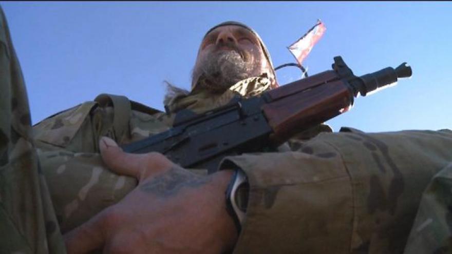 Video Povstalci v Doněcku čekají ofenzívu armády