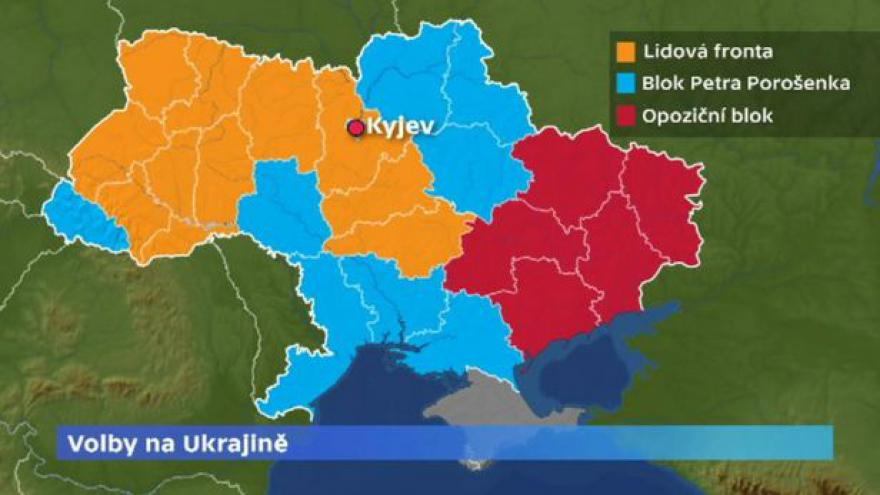 Video Rozhovor s Borysem Zajčukem o volbách na Ukrajině