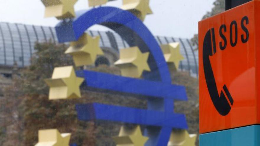 Video Krizi by nepřežila jedna z pěti bank eurozóny