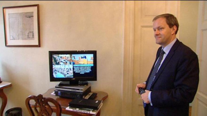 Video Poslední schůze v Senátu pohledem Marcela Chládka