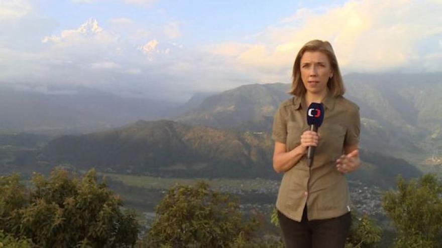 Video Češi v Nepálu jsou v pořádku