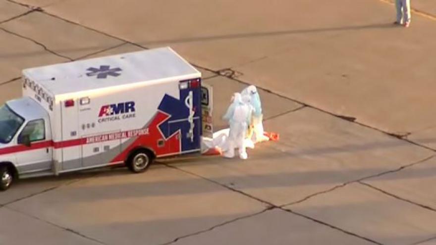 Video Jmenuje Obama koordinátora pro boj s ebolou?