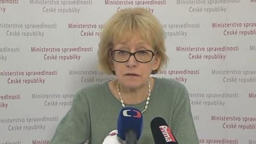 Video Ministryně spravedlnosti Válková k vyšetřování žďárského útoku