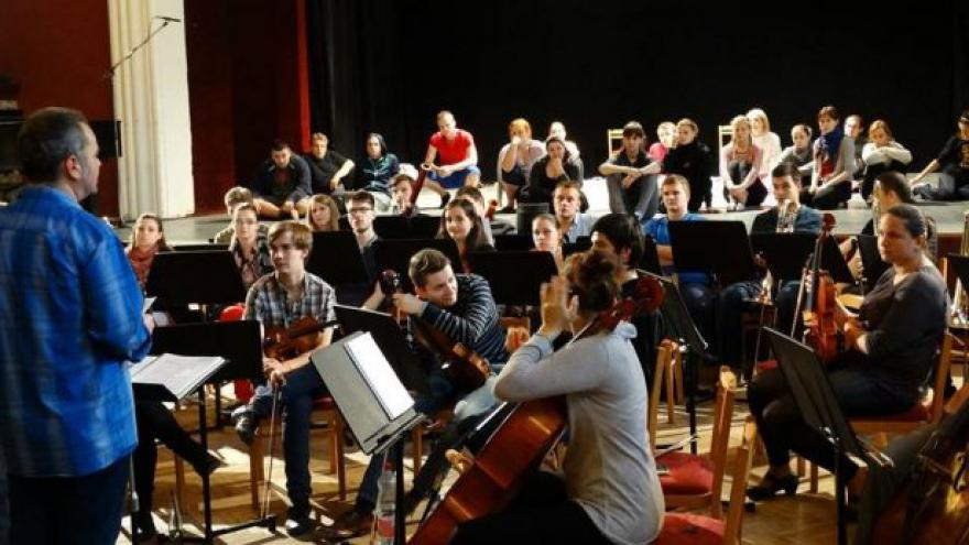 Video NO COMMENT: Ukázka z představení studentů konzervatoře Kytice