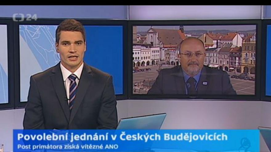 Video Lídr českobudějovického ANO Svoboda: Lidovcům bych vyhověl